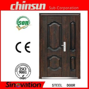New Design Steel Security Door with Good Quality (SV-S118) pictures & photos