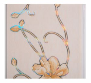 Hot Stamping PVC Ceiling Panel Wall Panel Supplier pictures & photos