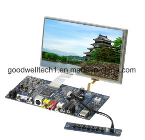 7 Inch Display Module with LED Backlight, USB for Touch pictures & photos