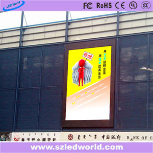 Indoor LED Display Screen Panel P6 on The Mall pictures & photos