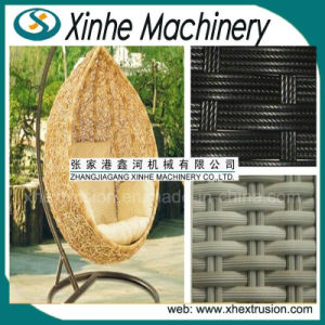 Plastic Artificial Rattan Extruder/Production Line for Furniture/Decorating Articles pictures & photos