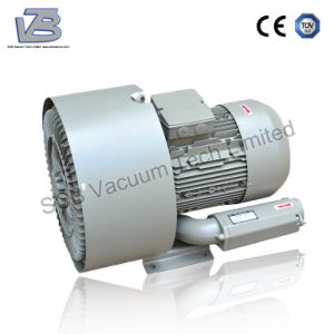 16.5kw Side Channel Vacuum Pump for Smoking System pictures & photos
