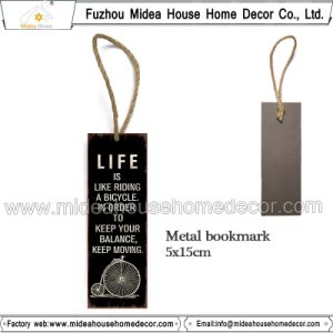 Factory Custom Metal Bookmarks for Gift