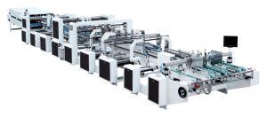 Automatic High Speed 4/6 Corner Box Folding Gluing Machine (GK-1450SLJ) pictures & photos