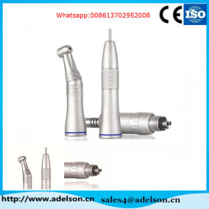 Dental Low Speed Air Motor, Contra Angle, Straight Handpiece pictures & photos