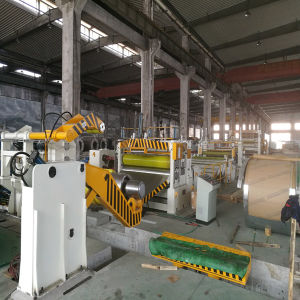 Thick Plate Recoiler for Slitting Line pictures & photos