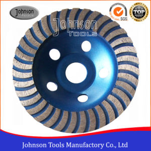125mm Turbo Diamond Grinding Wheel for Stone pictures & photos
