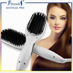 Newest Design 2016 LCD Display Low Price Hair Straightener pictures & photos