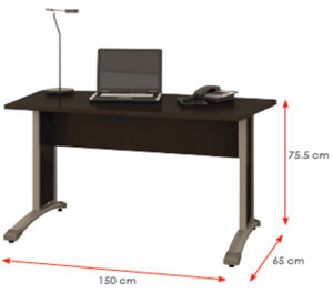 Modern Staff Table /Clerk Table /Computer Desk/Computer Table (HX-DR112) pictures & photos