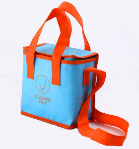Promotion Blue Nonwovens Cooler Bags