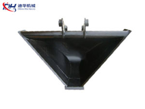 Trapezoidal Bucket/ V-Ditching Bucket for 6-15t Excavator pictures & photos
