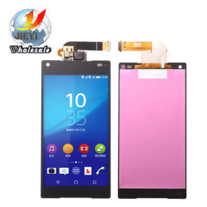 Display LCD Touch for Sony Xperia Z5 Compact E5803 E5823 Black Digitizer Mini Negro pictures & photos