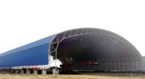 Light Steel Structure Space Frame pictures & photos