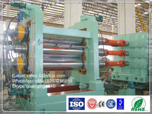 Ce Approved Three Roller Calendering Line