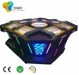 "32"" Wheel Slot Coin Operated Gambling Machine Roulette Table for Sale pictures & photos"