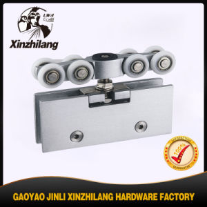 Heavy Duty Sliding Glass Door Hanging Glass Clamp pictures & photos