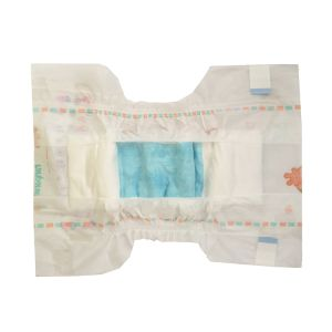 Disposable Cheap Clothlike Film Magic Tapes Low Price Baby Diaper pictures & photos