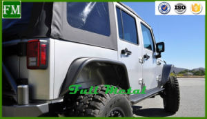 Aluminum Wheel Fender Trims for Jeep Jk External Parts pictures & photos