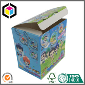 Laminated Full Color Print Cardboard Paper Packaging Toy Box