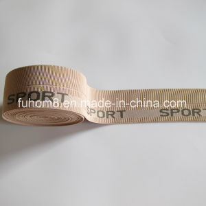 High Quality Professional Customized Nylon Garment Elastic Webbing pictures & photos