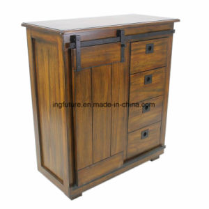 4 Drawers Classic Storage Cabinet with Locks pictures & photos