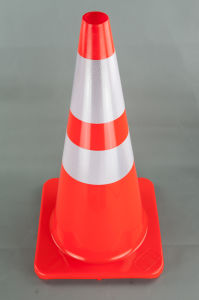 Complete Soft PVC Traffic Cone (S-1232) pictures & photos