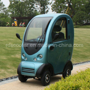 Electric Cabin Car Cabin Scooter Mobility Scooter pictures & photos