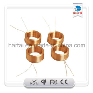 Electric Copper Air Magnetic Inductor Tesla Coil pictures & photos