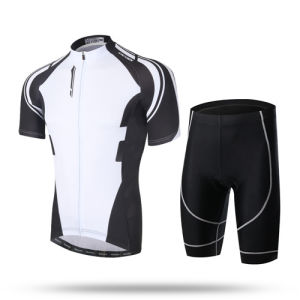 Racing Bike Cycling Short Sleeve Jersey and Pants Set pictures & photos