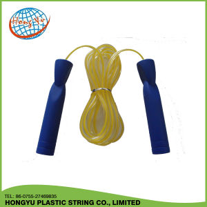 Jump Rope with Wooden Handle pictures & photos