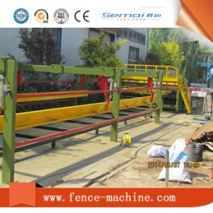 Sports Venues Welding Fence Making Machine pictures & photos