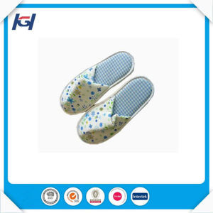 Cheap Disposable Foldable Personlized Guest/Hotel Slippers pictures & photos