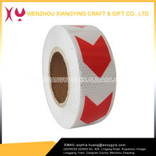 High Intensity Honey Comb Type Arrow PVC Reflective Tapes pictures & photos