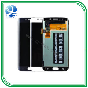 Best Mobile Phone LCD for Samsung S7 S6 Edge LCD Touch Screen Replacement pictures & photos