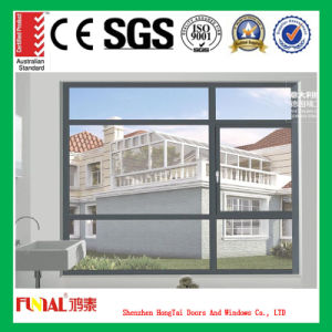 Hotel Projects Aluminum Alloy Casement Windows pictures & photos