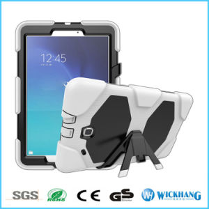 Hybrid Shockproof Heavy Rubber Stand Case for Samsung Galaxy Tab Tablet pictures & photos