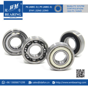 Washing Machine Electric Motor Deep Groove Ball Bearing (6205 zz) pictures & photos