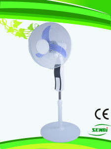 16 Inches DC12V Table Stand Fan Solar Fan (SB-S-DC16R) pictures & photos