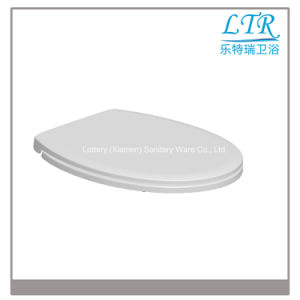 Best Selling Round UF Toilet Seat with Soft Close pictures & photos