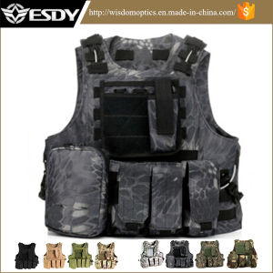 Camo Military Tactical Combat Molle system Army Vest pictures & photos