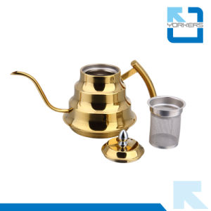 New Design Stainless Steel Japanese Teapot Water Kettle pictures & photos