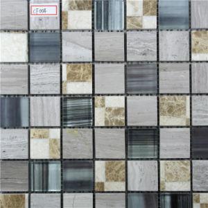 Glass Mosaic Tiles Stone Tiles Decoration Kitchen Bathroom Wall Tiles pictures & photos