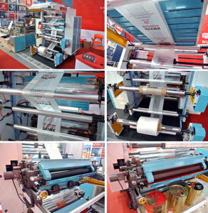 Two Colour Flexible Printing Machinery pictures & photos