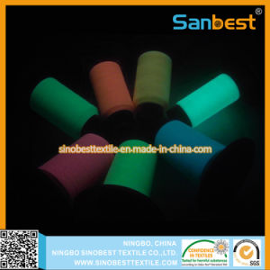 100% Colorful Nylon Glow-in-Dark Embroidery Thread for Glow Clothing pictures & photos