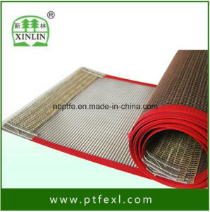 High Durability Mesh Stainless Steel PTFE Teflon Conveyor Belt pictures & photos