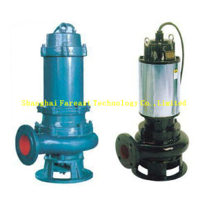 Non Clogging Sewage Water Pump pictures & photos