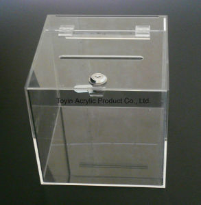 Customize Clear Acrylic Display Box pictures & photos