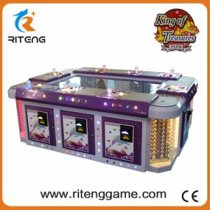 King of Treasure Fish Table Games Machine pictures & photos