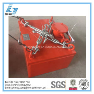 Over Band Electromagnetic Separator for Handling Bagasse Irons pictures & photos