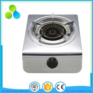 High Quality Guarantee Natural Gas Gas Stove pictures & photos